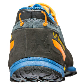 La Sportiva TX4 Shoes Men Blue/Papaya